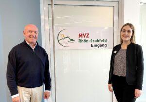 Geschäftsführungswechsel am MVZ Rhön-Grabfeld